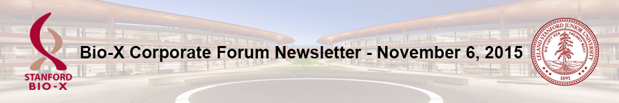 Corporate Forum Newsletter banner with date.