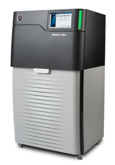 Photo of a standing sequencing machine.