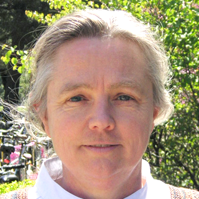 Photo of Dr. Susan Holmes.