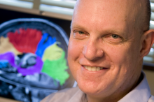 Image of Dr. Brian Wandell.
