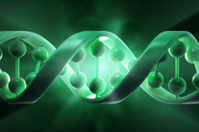 Image of DNA.