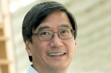 Photo of Dr. Peter Kim.