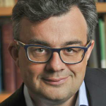 Photo of Dr. Emmanuel Candes, Professor of Mathematics and Statistics at Stanford University.