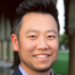 Photo of Dr. David Myung, Assistant Professor of Ophthalmology at Stanford University.