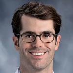 Photo of Dr. Edward Wood, Assistant Professor of Ophthalmology at Stanford University.