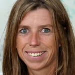 Headshot photo of Dr. Ellen Kuhl, Professor of Mechanical Engineering at Stanford