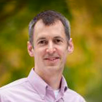 Photo of Dr. Evan Reed, Associate Professor of Materials Science & Engineering at Stanford University.
