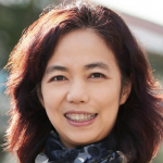 Photo of Dr. Fei-Fei Li, Professor of Computer Science at Stanford University.