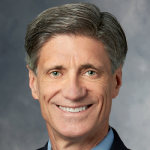 Headshot photo of Dr. Frank Longo, Professor and Chair of Neurosurgery at Stanford University