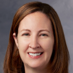 Photo of Dr. Heather Moss, Associate Professor of Ophthalmology and of Neurology at Stanford University.