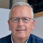 Photo of Dr. Joseph DeSimone, Professor of Radiology and of Chemical Engineering at Stanford University.