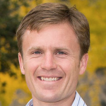 Photo of Dr. Marshall Burke, Assistant Professor of Earth System Science at Stanford University.