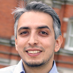 Photo of Dr. Monther Abu-Remaileh, Assistant Professor of Chemical Engineering at Stanford University
