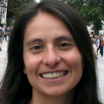 Photo of Dr. Paula Welander, Associate Professor of Earth System Science at Stanford University.