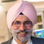 Photo of Dr. Kanwaljeet Sunny Anand, Professor of Pediatrics and Anesthesiology at Stanford University.