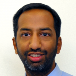 Photo of Dr. Vipul Sheth, Assistant Professor of Radiology at Stanford University.