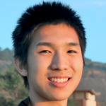 Photo of Stanford student and Stanford Bio-X Undergraduate Summer Research Program Participant Vincent Xia.