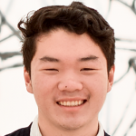 Photo of Stanford student and Stanford Bio-X Undergraduate Summer Research Program Participant Raymond Yin.